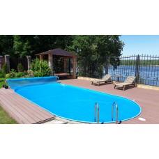Покрывало для бассейна плавающее фирма DEL (Франция)