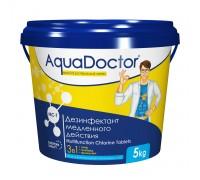 AquaDoctor МС-Т хлор 3-в-1 длит.действия 1кг.