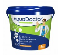 AquaDoctor pH Minus 5кг.