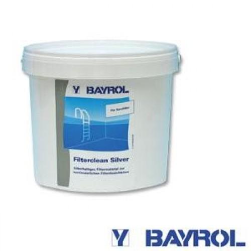 Серебросодержащий наполнитель для фильтров Фильтрклин Силвер (FilterClean Silver), 5 кг