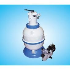 Фильтровальная установка д.400мм для бассейна Kripsol GRANADA GTN406-33 с верхним подсоединением