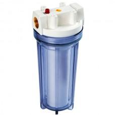 """10"""" SL Водоочиститель для механической очистки холодной воды, тип 891, ВХОД/ВЫХОД- 1/2"""""""