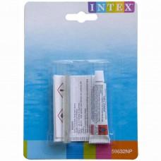 Ремонтный комплект INTEX 59632 (суперклей + заплатки) для надувных изделий и бассейнов
