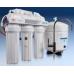 Комплект для очистки воды для коттеджа под ключ (Установка ионообменная 1252/F63C3 + Загрузка Ferosoft B + гравий+соль)