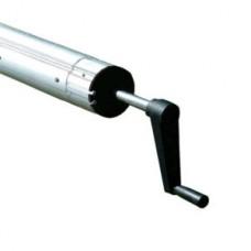 Штанга телескопическая для ролика из нерж. стали 2,5-4,5м Flexinox (87197011)