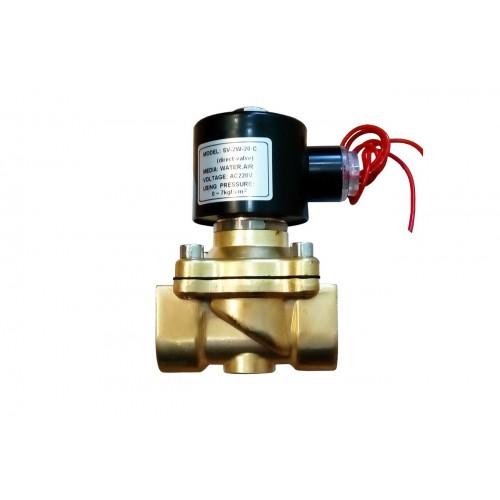 """Клапан соленоидный прямого действия Raifil SV-2W-20 N/C 3/4"""""""