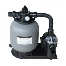 Фильтровальная установка (д. 350мм) (верх. подсоед.) Emaux FSP350-4W (Opus)