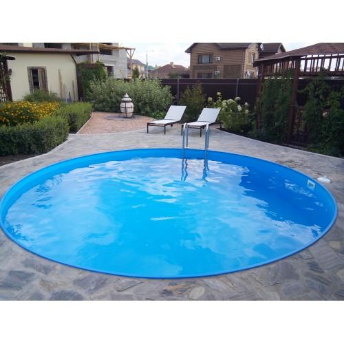 Бассейн круглый Summer Fun ( 6 х 1,50 м)